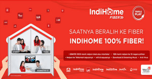 setting password wifi indihome