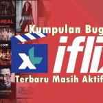 Kumpulan Bug host iFlix terbaru 2018 masih aktif