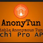 Download Anonytun Achi Pro APK terbaru maret 2018