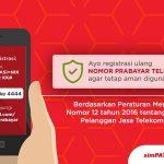 Cara Unreg Kartu Telkomsel Yang Sudah Diregistrasi KTP