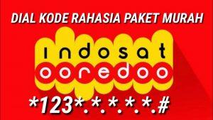kode paket internet indosat murah