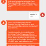 3 Cara Berhenti Paket Internet Telkomsel Terbaru 2018