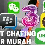 Cara Daftar Paket Chatting 3 Tri Sebulan 5000 unlimited