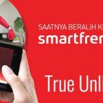 Paket internet Smartfren Unlimiter murah terbaru juni 2018