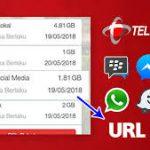 Kumpulan BUG Kuota Chat Telkomsel Anonytun Masih Aktif Terbaru 2018