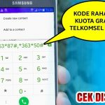Kode Paket Internet Gratis Telkomsel Terbaru 2018