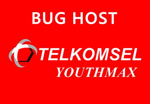 bug host youthmax telkomsel terbaru 2019