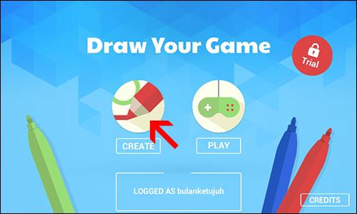 Cara membuat game android
