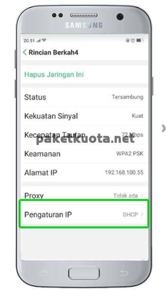 cara melihat password wifi yang sudah connect di android