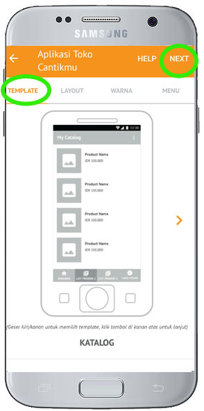cara membuat aplikasi android online