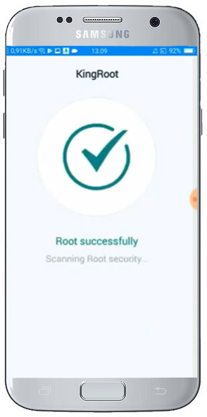 cara root android kingroot
