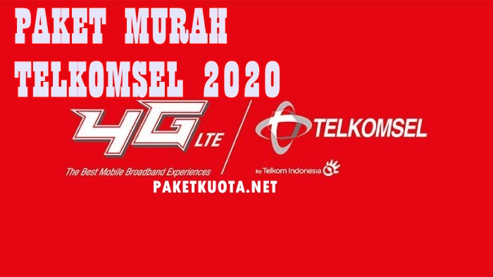 paket murah telkomsel 2020